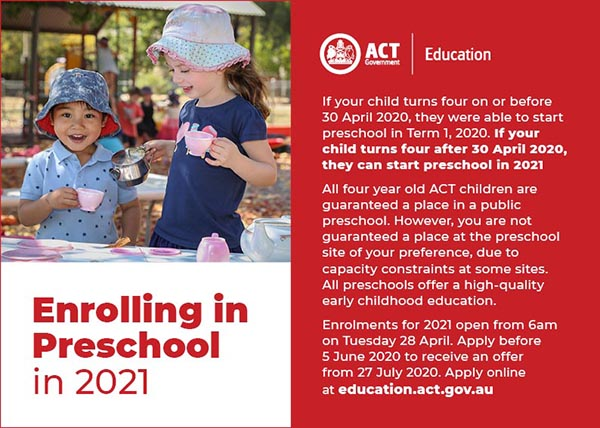2021_preschool_Enrolments